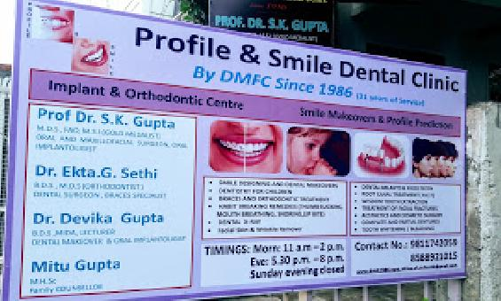 Profile & Smile Implant and Orthodontic Centre