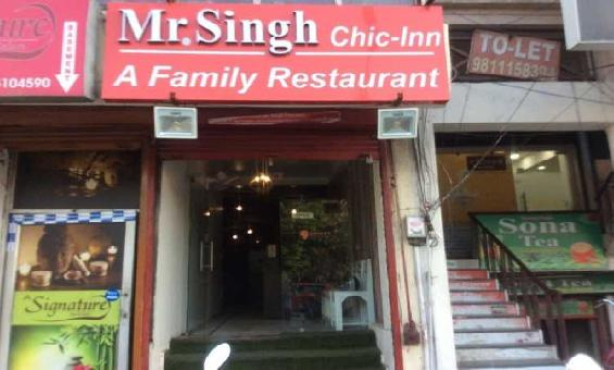 Mr.Singh Chic-Inn