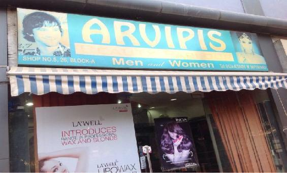 ARVIPIS- men & women beauty parlour