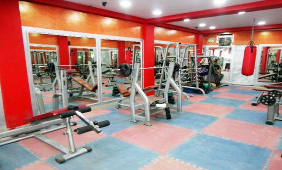 Megha Gym And Spa