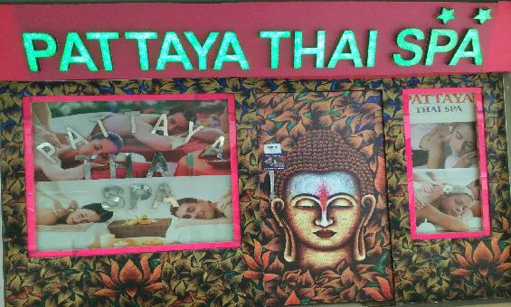 pattaya thai spa