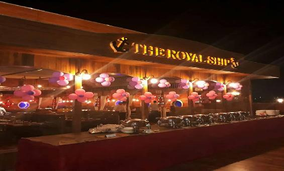 The Royal Ship - Experience The Grill