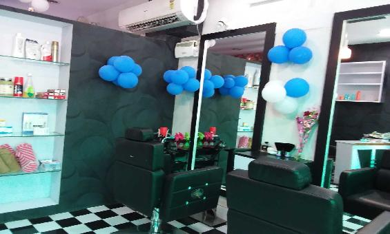 London breeze salon(hair-skin-makeups)