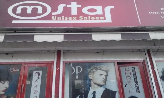M Star Unisex Salon