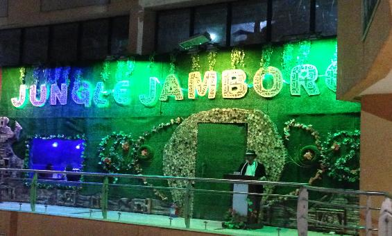 Jungle Jamboree Restaurant