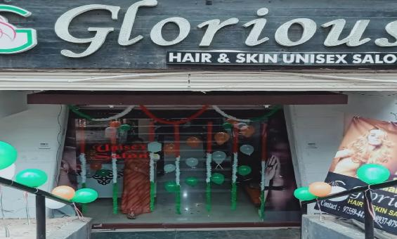 Glourious Hair Skin & Salon
