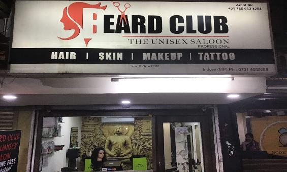 Beard Club The Unisex Salon