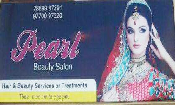 Pearl Beauty Salon