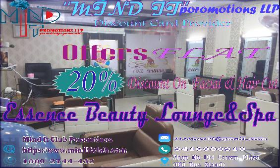 Essence Beauty Spa & Salon