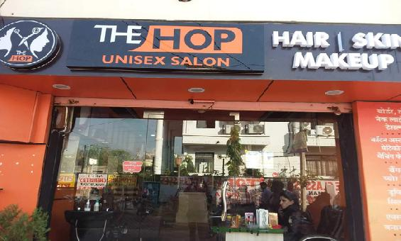 THE HOP UNISEX SALON