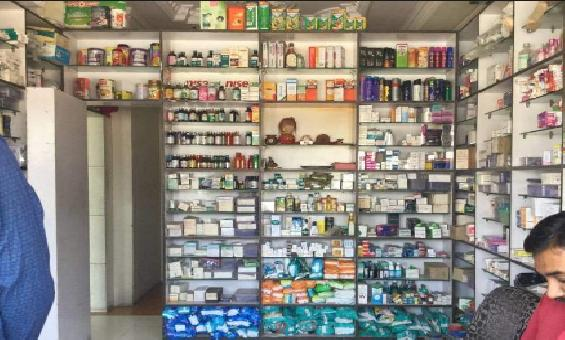 AADINATH MEDICAL AND PROVISION STORE