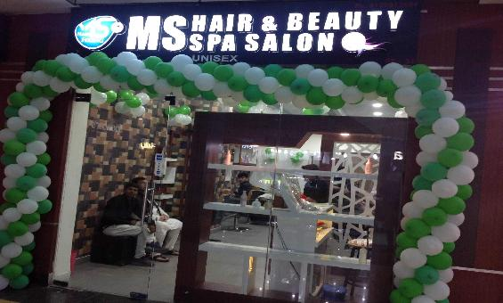 MS HAIR BEAUTY & UNISEX SALON