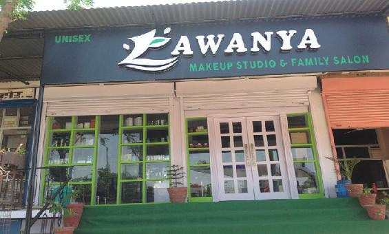 Lawanya Makeup Studio & Unisex Salon