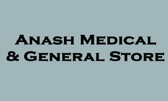 Anash Medical & General Store