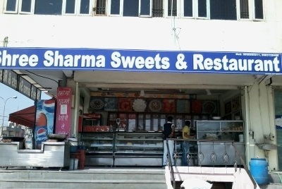 Shree Sharma Sweet & Restaurants