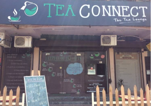Tea Connect